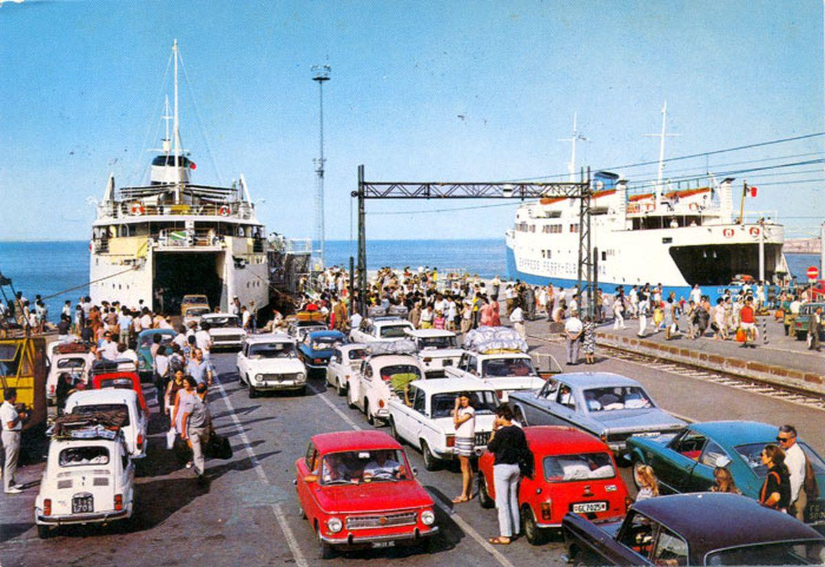 Arrivare in treno all'Isola d'Elba