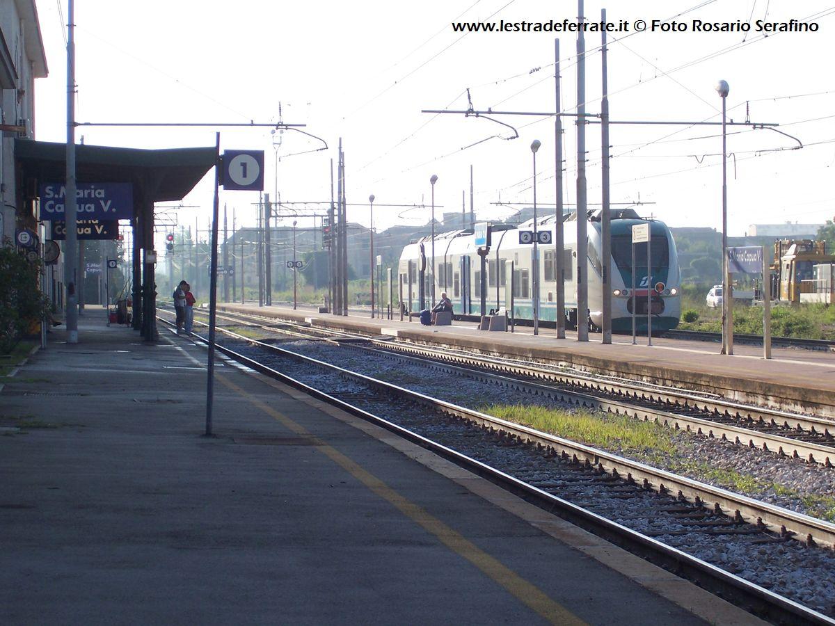 Stazione Di Santa Maria Capua Vetere Ce
