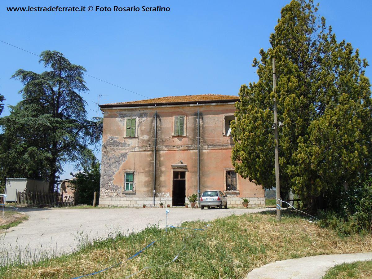 Lestradeferrate.it - Stazione di Sonnino (LT)