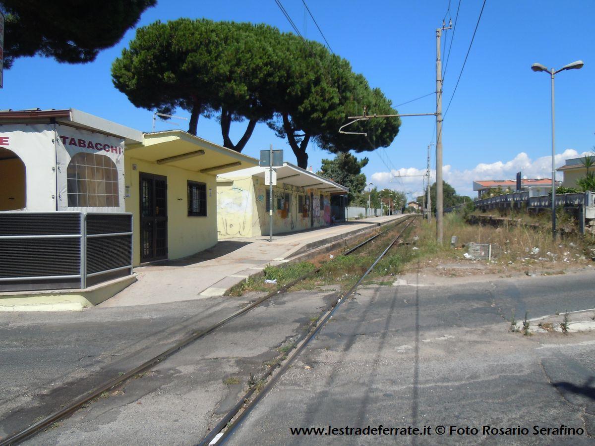 Stazione Di Villa Claudia Anzio