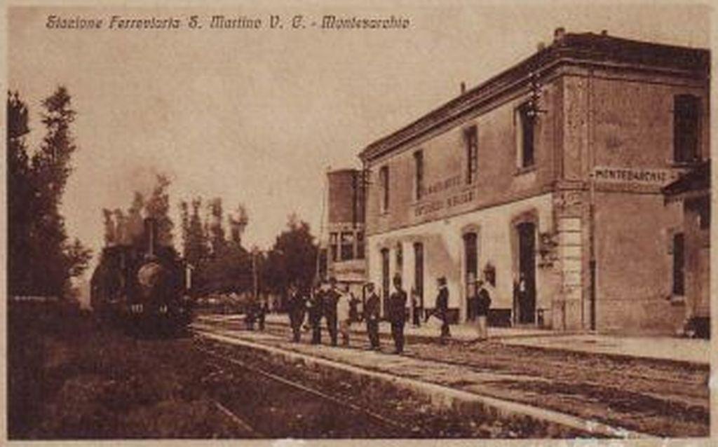 Lestradeferrate.it - Stazione di San Martino Valle Caudina